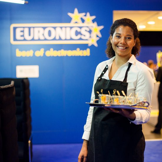 Genussboten Catering - Euronics Standcatering IFA 2015