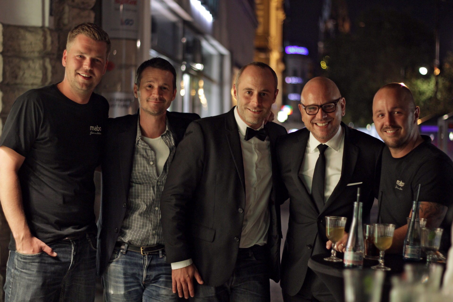 Genussnoten Catering - AVEDA Berlin VOGUE Fashion's Night Out