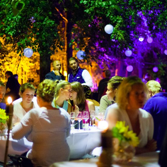 Photon Sommerfest in der EventKantine Berlin by Genussboten Catering